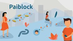 Paiblock: Replace Your Leather Wallet with A Digital Wallet. Digital Wallet, Banking Services, New Technology, Tech News, Blockchain, Leather Wallet, Future Tech