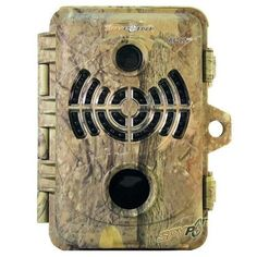 The Spypoint BF-12HD Black LEDs game camera captures 12-megapixel color photos by day and black and white photos at night and 10 to 90 seconds High Definition (HD) video with sound. This camera uses high-power invisible Black LEDs and is great for hunting and security. The BF-12HD camera is compatible with the REMOS technology.