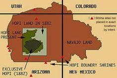 Resultado de imagen para indios hopi : hombres hormiga