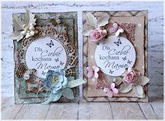 Riddersholm Design: Mother's Day cards