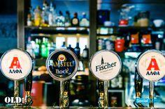 Σε ένα τέτοιο ζεστό καλοκαίρι επιβάλλεται μια δροσερή μπύρα!! Έλα στο @[OLDstr. Downtown Bar]!!  🍻