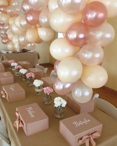 - gifts for bridal party Bridesmaid proposal inspo ! Bridesmaid Gift Boxes, Bridesmaid Proposal Gifts, Wedding Gifts For Bridesmaids, Gifts For Wedding Party, Bridesmaid Brunch, Will You Be My Bridesmaid Gifts, Wedding Souvenir, Wedding Ideas, Wedding Favors