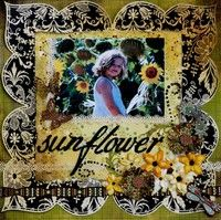 A Project by gnomesb from our Scrapbooking Gallery originally submitted 03/27/10 at 12:34 AM