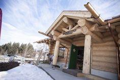 Butchery Beck   Riezlern #kleinwalsertal #visitvorarlberg Cabin, House Styles, Home Decor, Decoration Home, Room Decor, Cabins, Cottage, Home Interior Design, Wooden Houses