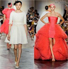 #kamzakrasou #sexi #love #jeans #clothes #dress #shoes #fashion #style #outfit #heels #bags #blouses #dress #dresses #dressup #trendy #tip #new #kiss Fotografie z prehliadky HAUTE COUTURE Giambattista Valli