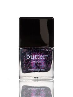 Butter London Nail Lacquer in The Black Knight