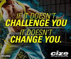 #CIZE is a brand new challenge, but it's rewarding in so many ways.  Cize is the new Beachbody dance workout by Shaun T.  Check out all the details on WeighToMaintain.com.