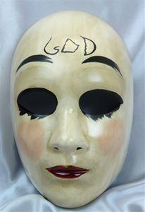 Purging God Mask - 341496   trendyhalloween.com #halloweenmasks
