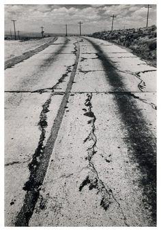 Ernst Haas open road