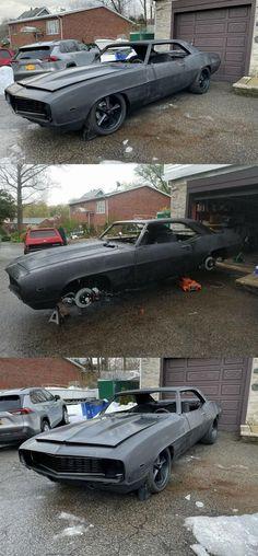 1969 Chevrolet Camaro project [pro touring beast] Chevrolet Camaro, Chevy, Project Cars For Sale, Racing Wheel, Touring, Beast, Projects, Log Projects, Blue Prints