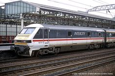 c.01/1993 - Crewe. by 53A Models, via Flickr
