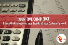 Harness the power of Cognitive Commerce, feel your customer's experience from their perspective and bridge the gap between your brand and your customer's need. Smart City, Customer Experience, Perspective, Gap, Bridge, Perspective Photography, Loft, Bro