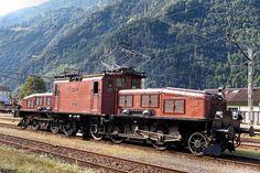 Afbeeldingsresultaat voor swiss crocodile locomotive