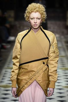 Lutz Huelle, Fall-Winter 2018, Paris, Womenswear