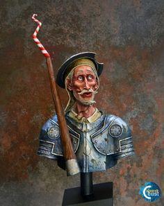 Don Quixote (Nuts Planet NP-B024)