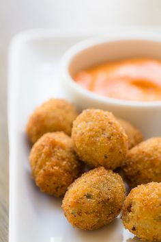 Fried Olives by French Blue © Eric Wolfinger via Flickr.