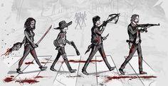 Walking Dead meets the Beatles