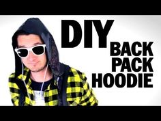 threadbanger sew hood to backpack tutorial DIY