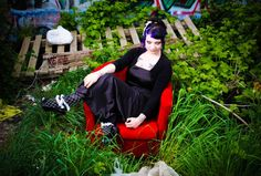 Red Chair Project by One Lion Photography