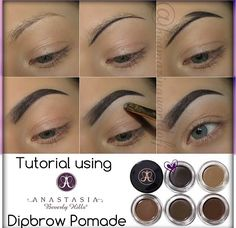 Another eyebrows tutorial