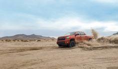 Toyota takes it off road | Car Fanatics Blog