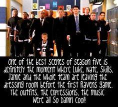 One Tree Hill  Ravens Basketball