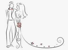 Cartoon couple pictures, Wedding, Romantic, Bride And Groom PNG Image and Clipart Hand Embroidery Letters, Hand Embroidery Patterns Flowers, Hand Embroidery Stitches, Hand Embroidery Designs, Wedding Couple Cartoon, Wedding Couple Pictures, Bride And Groom Pictures, Couple Clipart, Bride And Groom Silhouette
