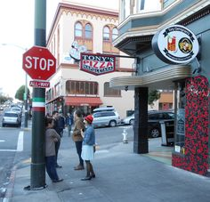 North Beach is San Francisco's Little Italy