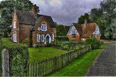 English Countryside - Louth, England, UK