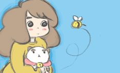 bee and puppycat wallpaper - Google Search