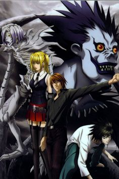 Global Geekery Monday: Anime - Death Note