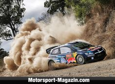 WRC 2015, Rallye Australien, Coffs Harbour, Sébastien Ogier, Volkswagen Motorsport, Bild: Sutton