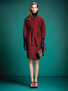 Gucci Pre-Fall 2013 - Review - Fashion Week - Runway, Fashion Shows and Collections - Vogue - Vogue