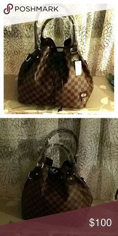 Ladies Fashion Handbag Large Hobo Very Classy/ Leather Bags Satchels