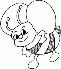 This Page Has A Lot Of Free Bee Coloring Pages For Kids Teachers Can Use These Child Education