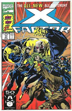 X-FACTOR #1 SIGNED by Larry Stroman w/ COA! ~NM~ http://r.ebay.com/6a7HYd
