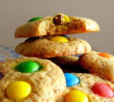 Pitadinha: Cookies coloridos #diadascrianças