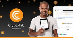 CryptoTab Browser - Lightweight, fast, and ready to mine! Bitcoin Mining Software, Free Bitcoin Mining, Bitcoin Miner, Fast Browser, Web Browser, Make More Money, Extra Money, Blockchain, Wi Fi