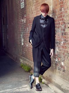 Daniel Ferreira by Takashi Osato for Fashionisto Exclusive
