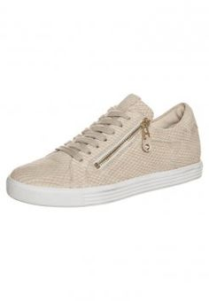 Kennel + Schmenger - TOWN - Sneakers basse - sand/gold