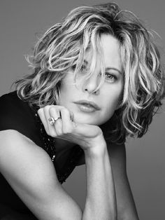 Can't think of a hairstyle Meg Ryan has had that I DIDN'T want. She has to be my hair idol.