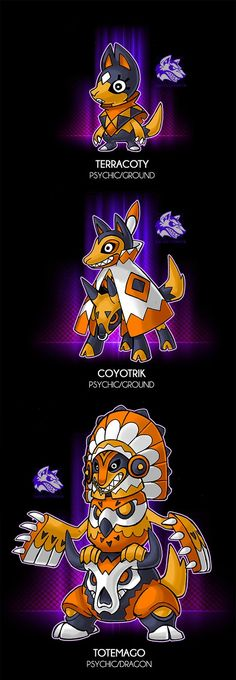 This is the greatest fakemon ego line I've ever seen