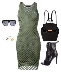 """""""Wang"""" by averymorales on Polyvore featuring Alexander Wang"""