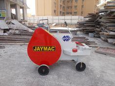 Jaymac Bar Shearing, Bar Cutting Machine JAYMAC Manufacturer models with diameter can be sheared in one stroke. Steel Bar, Shearing, Bending, Lamps, Construction, Shapes, Easy, Bulbs
