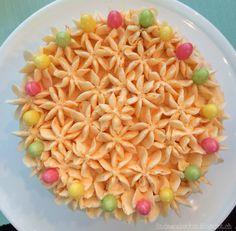 Aprikosentorte mit Zuckereili aus der Migros via @Lindascakechic