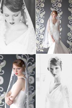 <3 Wedding Inspiration [1930s Inspired Wedding]