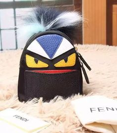 FENDI BAG BUGS BACKPACK for sale at https://www.ccbellavita.eu/products/fendi-bag-bugs-backpack-1