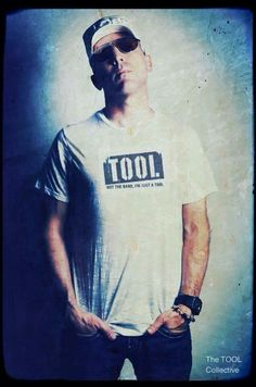 Maynard James Keenan. Won't even apologize for how much I obsess over his music.