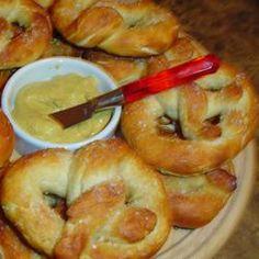 Buttery Soft Pretzels Allrecipes.com