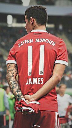 James #futbolsoccer
